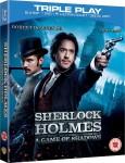 Sherlock Holmes Juego De Sombras (2011) BRRip 720p HD (...