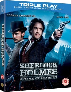 Descargar Mediafire Sherlock Holmes: Juego de Sombras