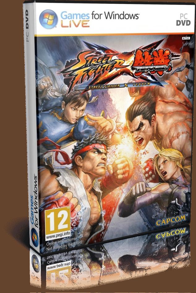 Street Fighter X Tekken (SKIDROW) (Multilenguaje) (ESPAÑOL ...