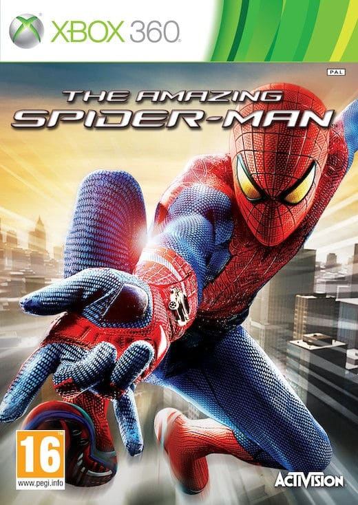The Amazing Spiderman (Region Free) Multilenguaje (ESPAÑOL) XBOX 360 Descargar Juego Full
