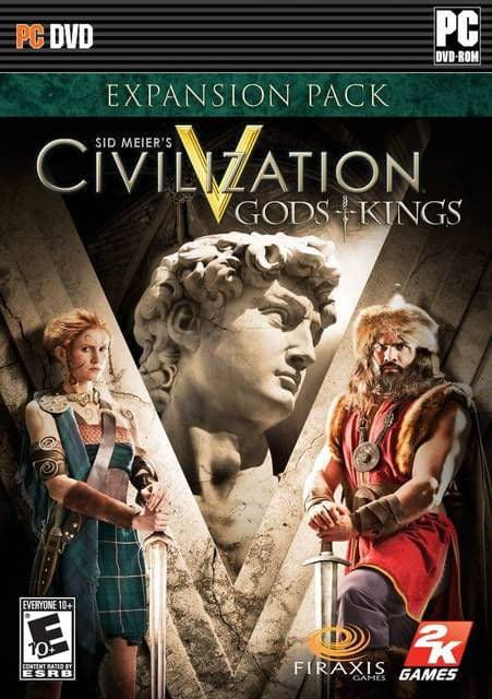 Sid Meier's Civilization V Gods and Kings (FAIRLIGHT) Multilenguaje (ESPAÑOL) PC Descargar Juego Par...