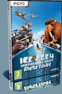 Descargar Ice Age 4: Continental Drift Multilenguaje