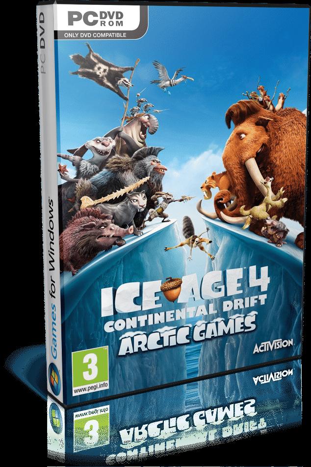 Ice Age 4 La Formacion De Los Continentes Juegos En El ...