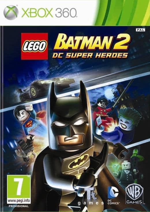 Lego Batman 2 Dc Super Heroes Region Free Multilenguaje Espanol