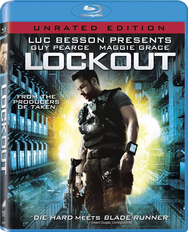 Lockout (2012) BRRip HD 720p (Dual Español Latino - Ing...