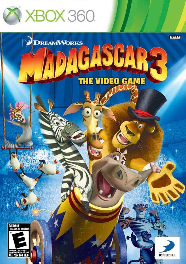 Madagascar 3 El Videojuego (Region Free) Mult...