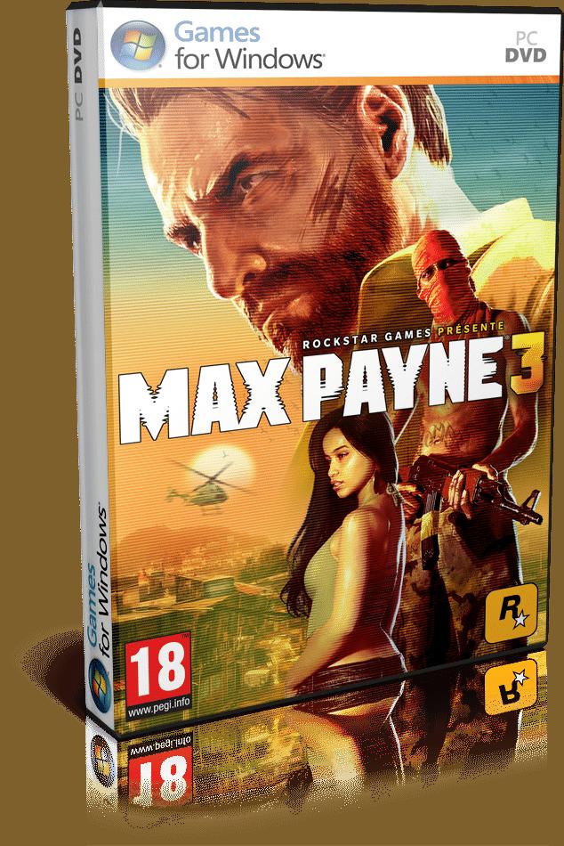 Max Payne 3 (RELOADED) Multilenguaje (ESPAÑOL) PC Desca...
