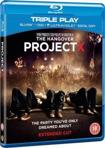 Descargar Proyecto X BRRip 720p HD Dual Español Latino Ingles