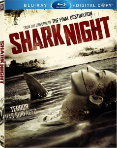 Shark Night BRRip 720p Cover
