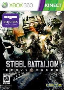 Descargar Steel Battalion Heavy Armor XBOX 360 Juego