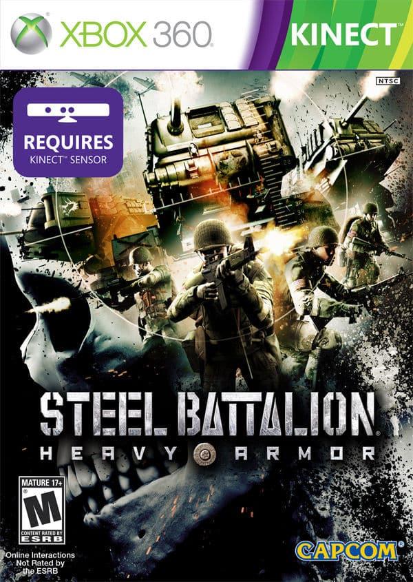 Steel Battalion Heavy Armor (Region Free) Multilenguaje...