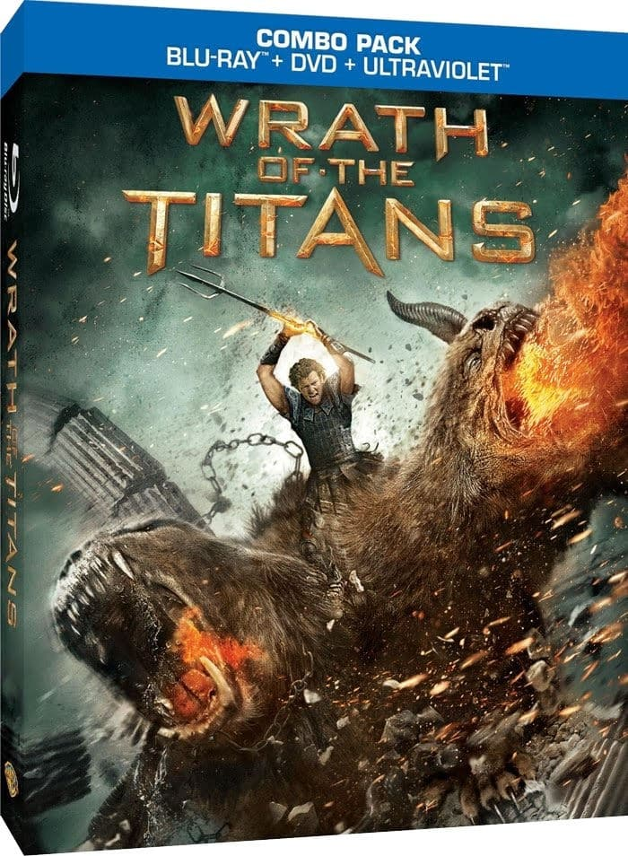 Wrath Of The Titans (2012) BRRip 720p HD (Dual Español Latino - Inglés) Descargar Película Full