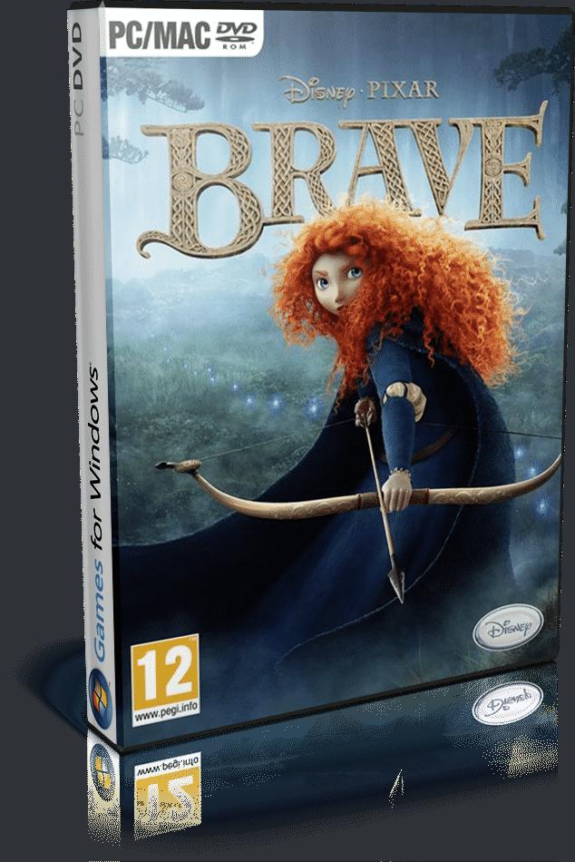 Disney Pixar Brave (Valiente) El Videojuego (RELOADED) ...