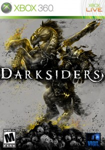 Cover Caratula Dark Siders XBOX 360 descargar