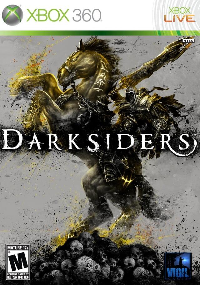 Darksiders (Region Free) XBOX 360 ESPAÑOL Descargar