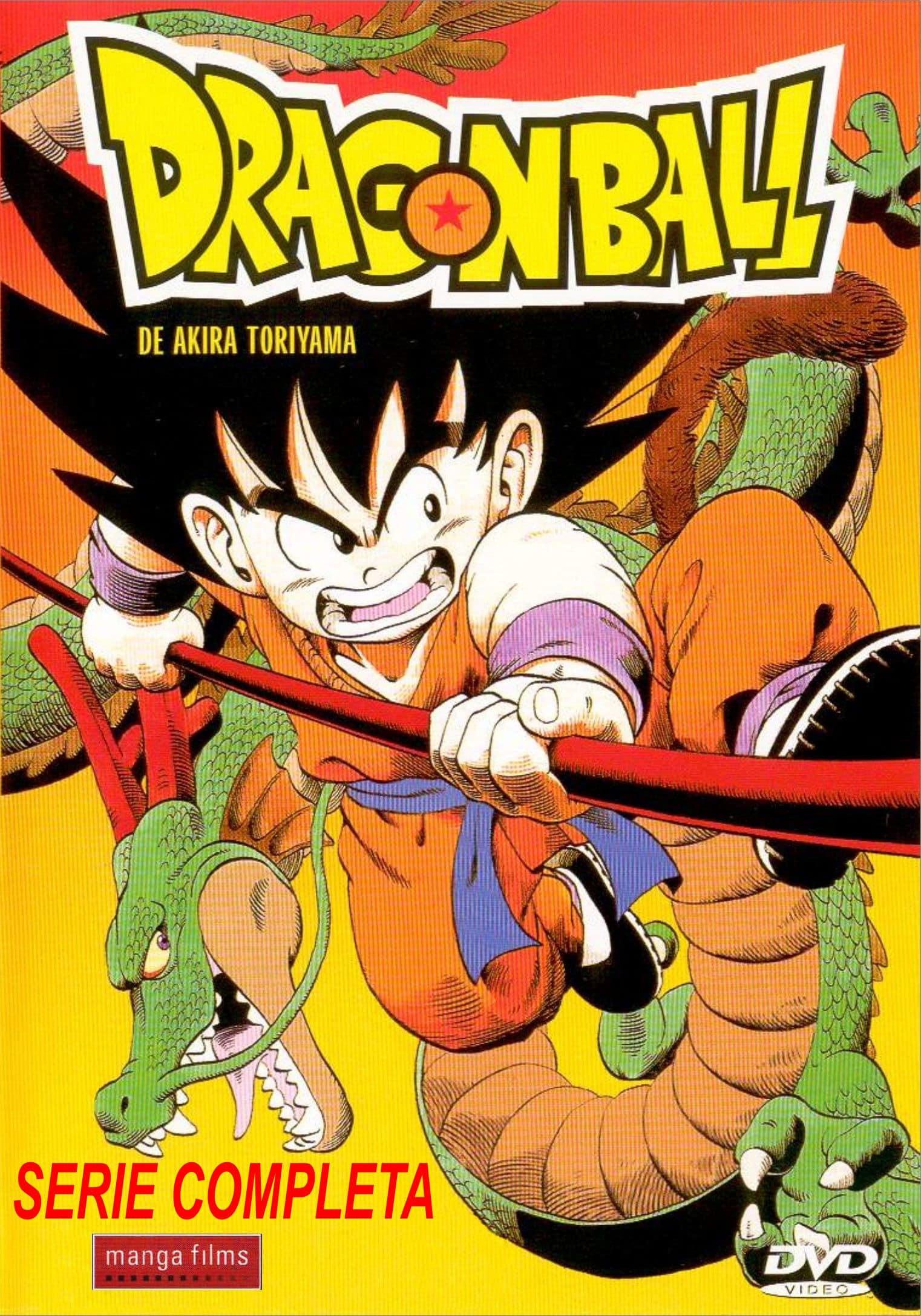 descargar serie completa de dragon ball en español latino