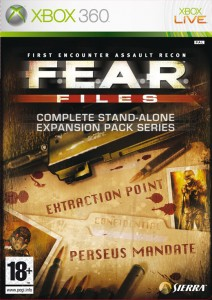 Cover Caratula FEAR Files Descargar XBOX 360