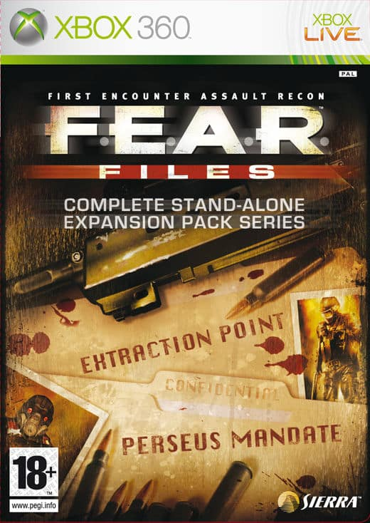 F.E.A.R. Files (Region Free) ESPAÑOL Descargar Juego XB...