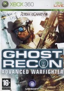 Descargar Cover Caratula Ghost Recon Advanced Warfighter XBOX 360 Gratis