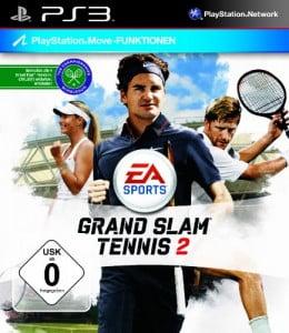 Descargar grand slam tennis 2 PS3 Fix 3.55 Eboot