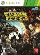 Max Anarchy (Region Free) Español Descargar Juego XBOX 360