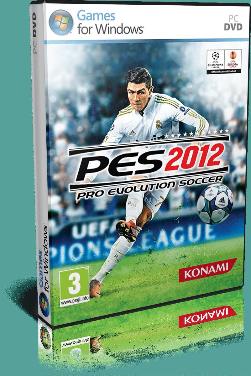 Pro Evolution Soccer 2012 (PES 2012) (RELOADED) ESPAÑOL...