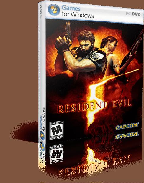 Resident Evil 5 (RELOADED) 2 DVD5 PC Español Descargar