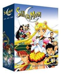 Descargar Sailor Moon Serie Completa DVDRip Español Latino