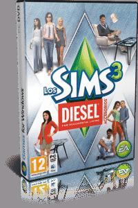 Cover Caratula Descargar Sims 3 Diesel Accesorios