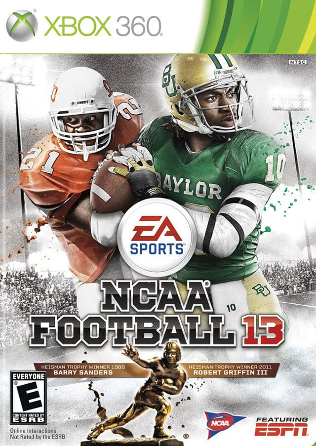 NCAA Football 13 (Region NTSC-U) (INGLES) XBOX 360 Desc...