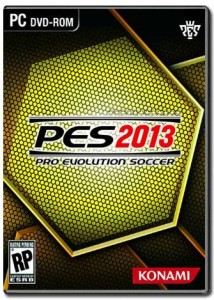 Caratula Provisional PES 2013 PC Windows
