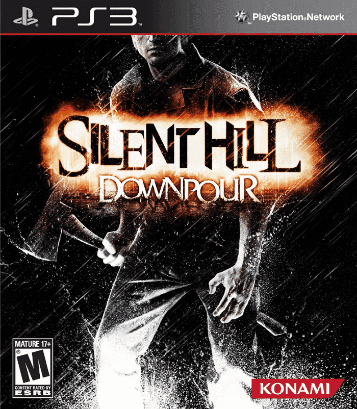 Silent Hill Downpour (Incluye Fix EBOOT Custom Firmware 3.55) ESPAÑOL PS3 Descargar