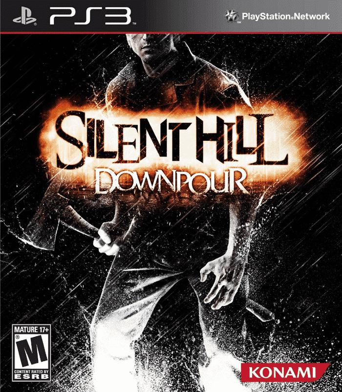 Silent Hill Downpour (Incluye Fix EBOOT Custo...