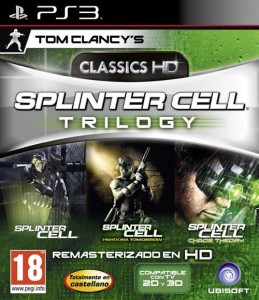 Descargar Splinter Cell Collection Trilogy HD PS3 ESPAÑOL