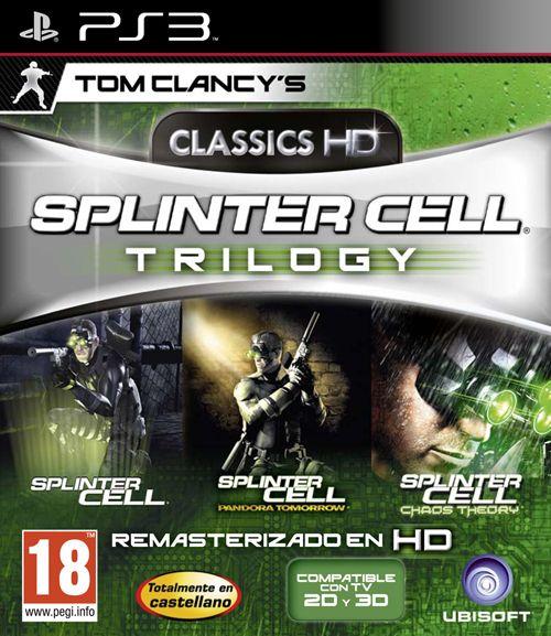 Tom Clancy's Splinter Cell Trilogy HD (Incluye Fix EBOO...