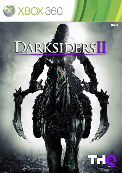 Darksiders II (Region Free) XBOX 360 Descarga...