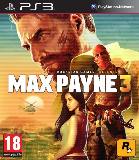 Max Payne 3 (FIX EBOOT 3.55) ESPAÑOL PS3 Descargar