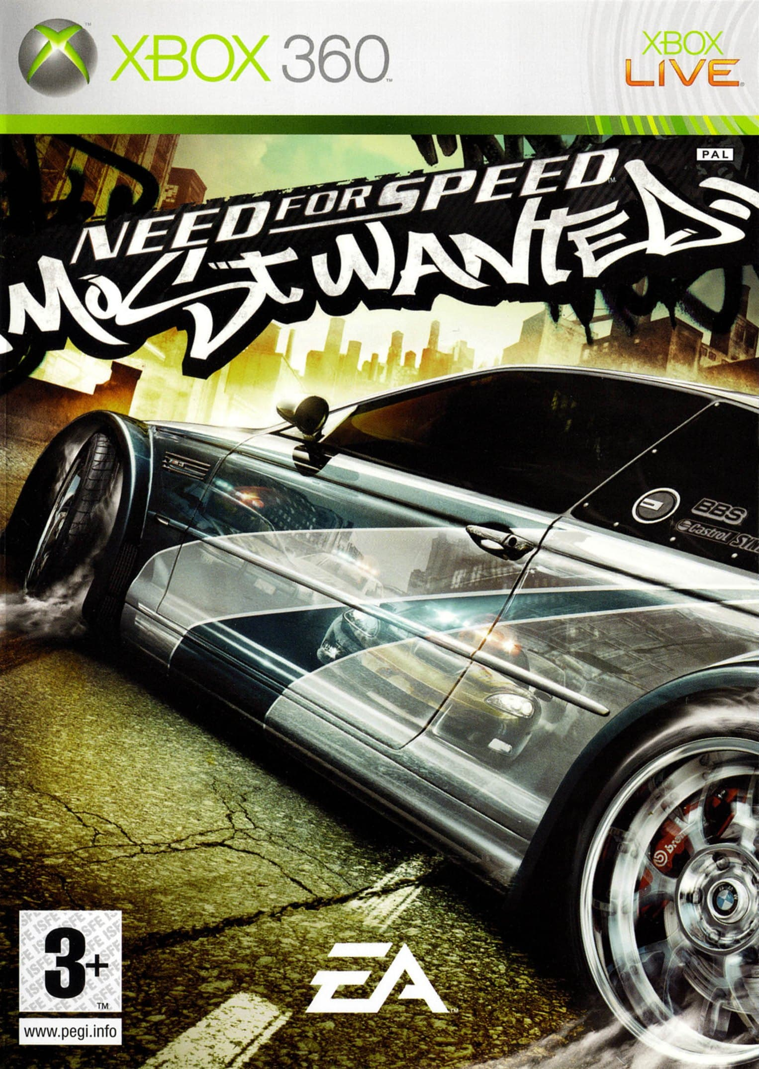 Машины для Need for Speed Most Wanted.