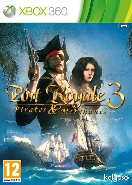 Port Royale 3 Pirates And Merchants (Region NTSC-U/PAL)...