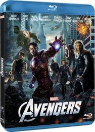 Descargar The Avengers 720p BRRip Español Latino 2012
