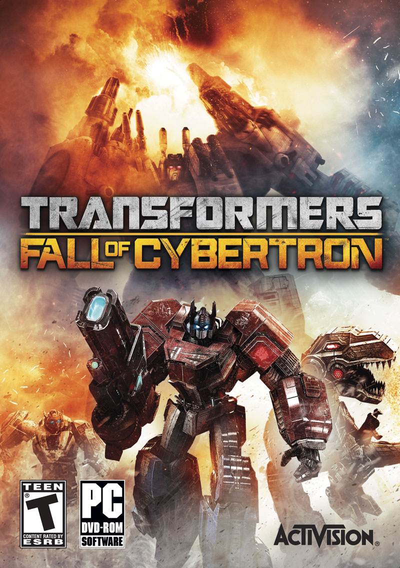 Transformers Fall Of Cybertron (SKIDROW) PC D...