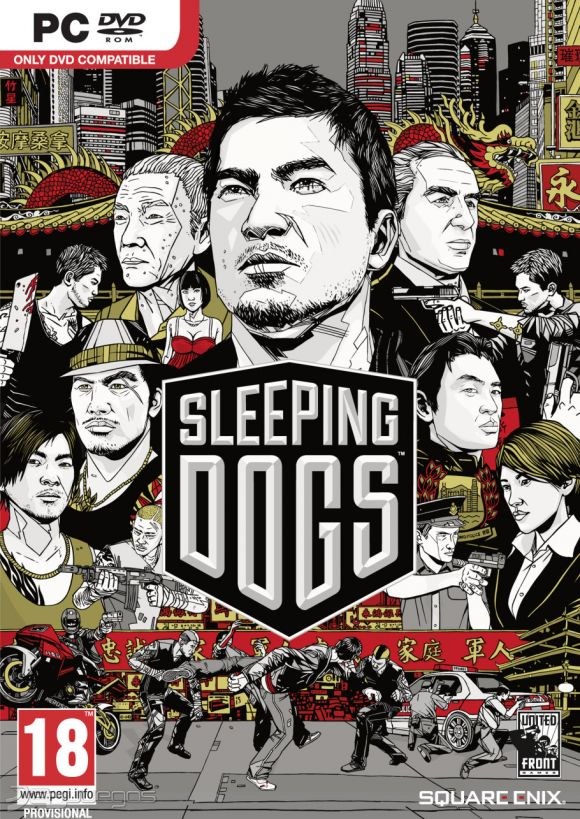 [Ayuda] Slepping Dogs no abre!