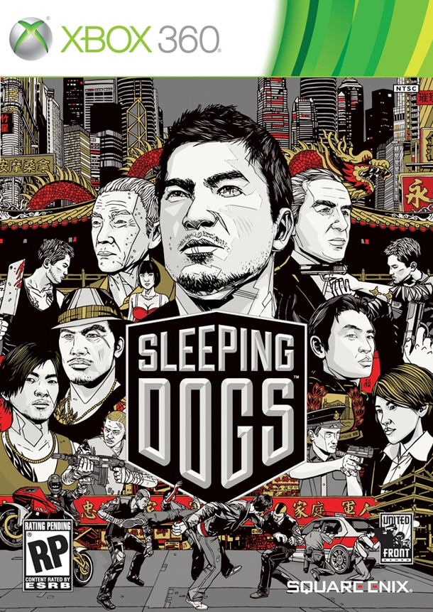 Sleeping Dogs (Region NTSC/FREE) XBOX 360 ESPAÑOL Desca...