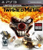 Twisted Metal (FIX EBOOT 3.55) PS3 ESPAÑOL Descargar