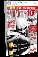 Batman Arkham City Game Of Year Edition (GOTY) (SKIDROW...