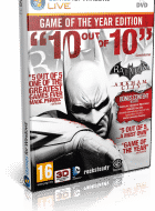 Batman Arkham City Game Of Year Edition (GOTY) (SKIDROW) ESPAÑOL PC Descargar