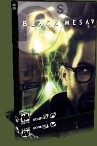 Cover Caratula Black Mesa PC