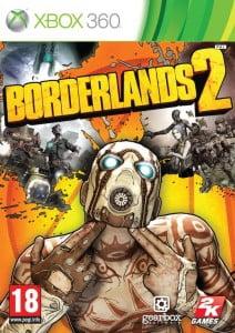 Cover Caratula Borderlands 2 XBOX 360