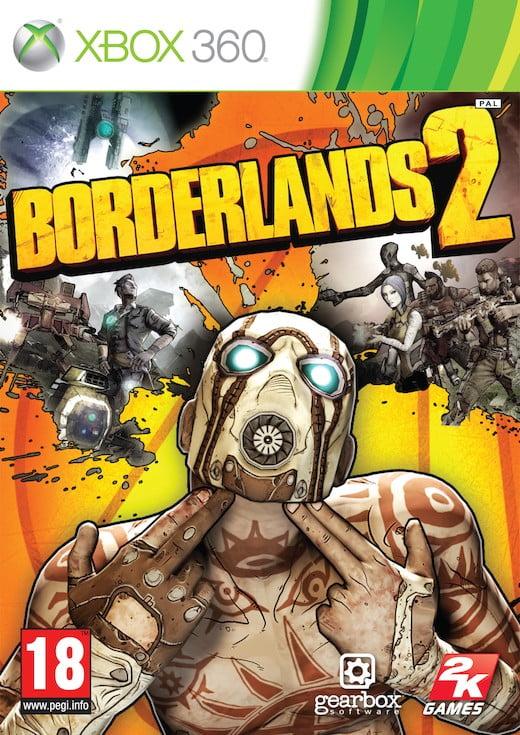 Borderlands 2 (Region Free) XBOX 360 ESPAÑOL Descargar
