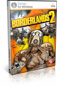 Cover Caratula Borderlands 2 PC